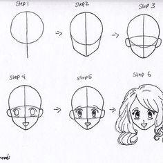 anime character drawing at getdrawings