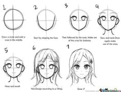 how to draw anime faces bing images anime characters anime face drawing drawing
