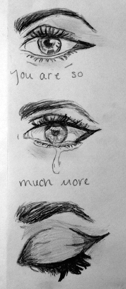 Drawing An Eye Pdf Depressing Drawings Google Search How to Drawings Art Art