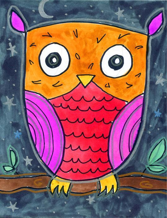 how to draw an owl a tutorial for very young artists pdf download is available