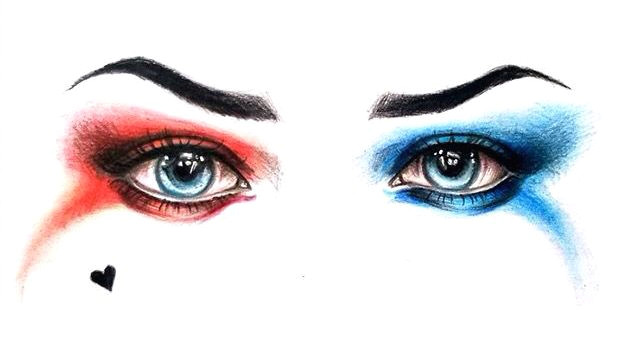 harley quinn eyes a i
