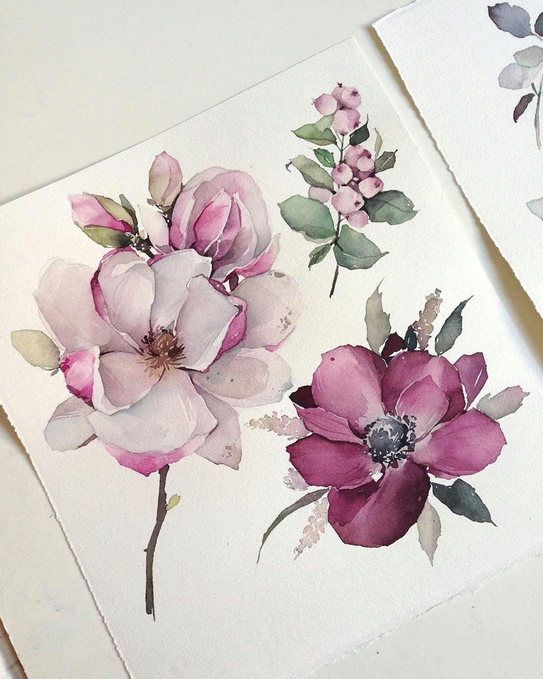 d d n d d n n d d d d d n dµd d kadantseva natalia d instagram rose peony art