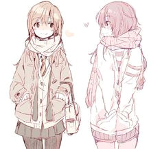 school time manga anime yuri anime anime mangas anime chibi kawaii anime
