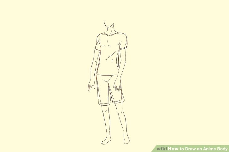 image titled draw an anime body step 24