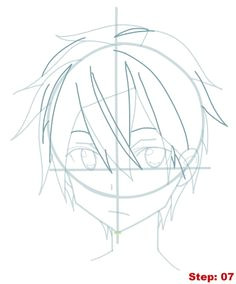 viewing gallery for how to draw anime body step by step for