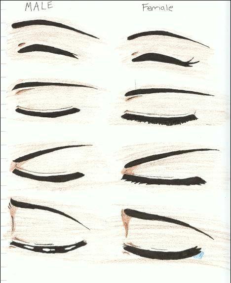manga or anime eye drawings 2 by siouxstar deviantart com on deviantart