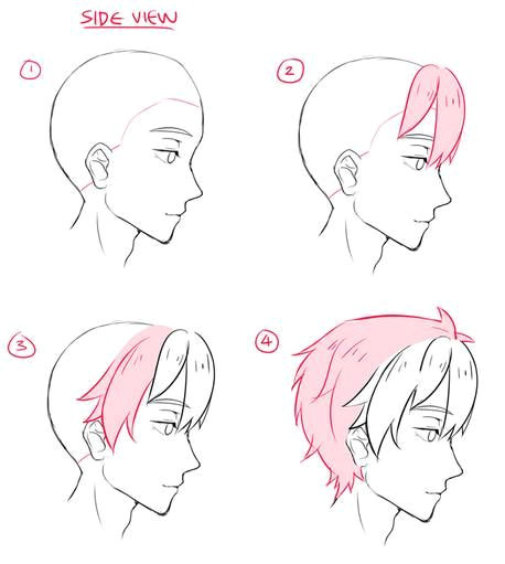 670df3f1ccc41fb4d7f2b494214f9ad1 jpg 458a 511 anime hair male anime male base