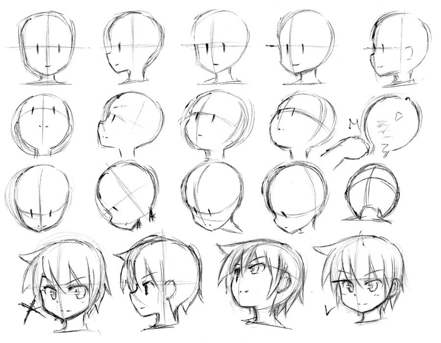 anime umenie manga anime kreslenie hlav kreslenie manga postav kreslenie postav