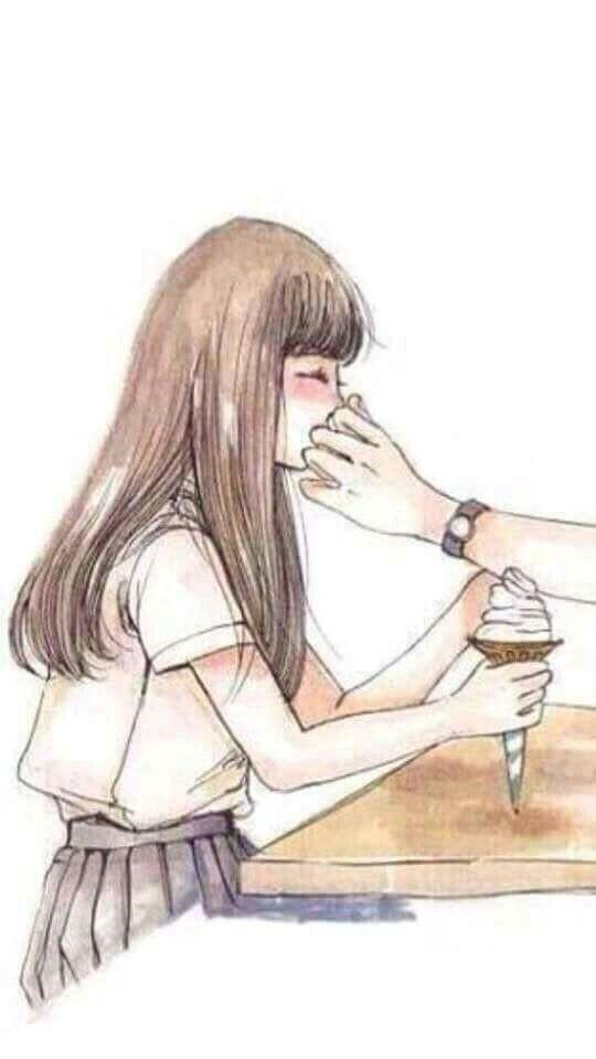 couple wallpaper cute drawings of love tumblr wallpaper iphone wallpaper anime couples