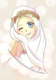 Drawing Anime In islam 87 Best A A Hijab Animea A Images Muslim Girls Drawings Hijab