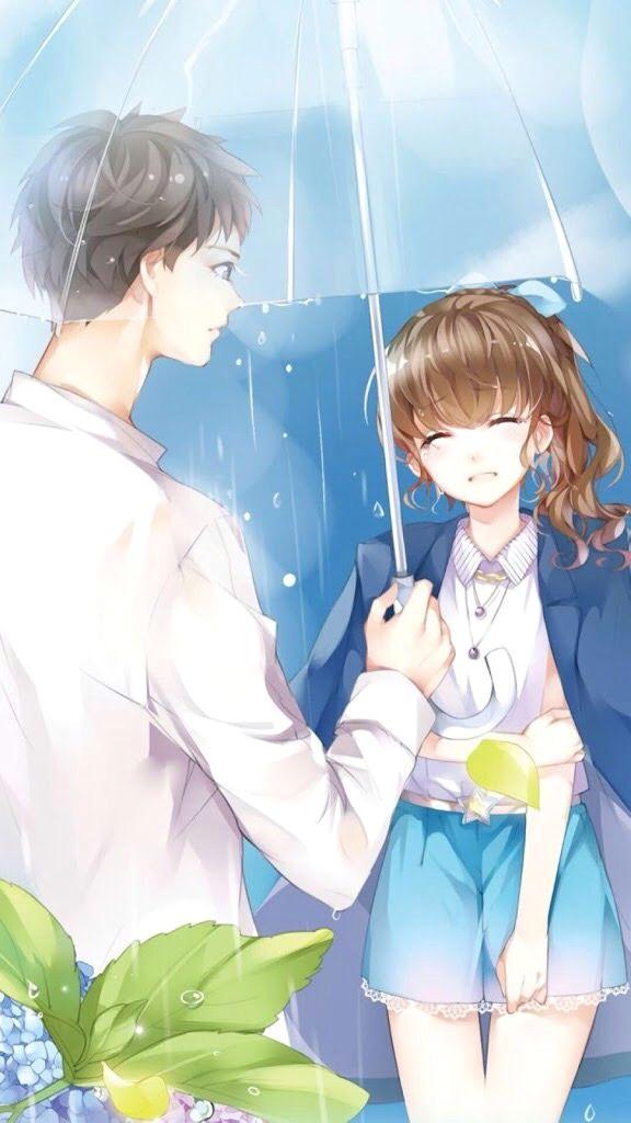 a pinteresta nor syafiqaha anime love story manga love manga couple