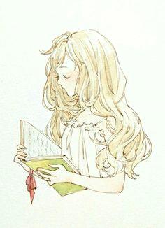 enna manga girl manga anime anime art pretty art illustration girl