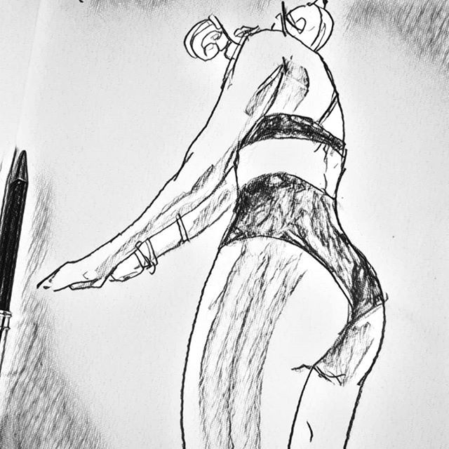 sketchbook a quick doodle of a gonemild reddit user