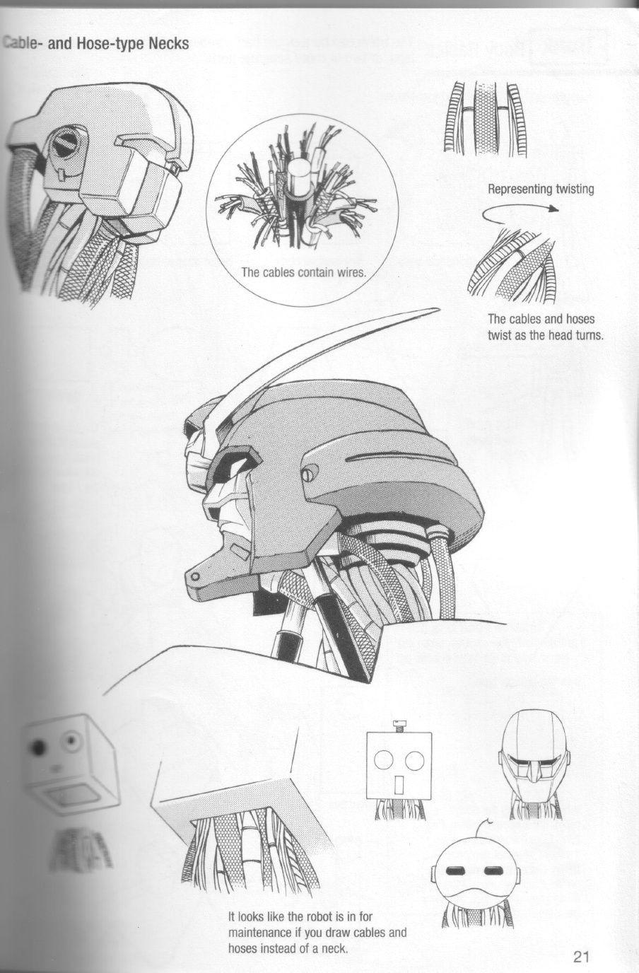 como desenhar manga roba s manga drawing drawing tips drawing reference robots drawing