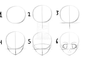 300x210 easy anime drawing step by step step 4 how to draw manga eyes
