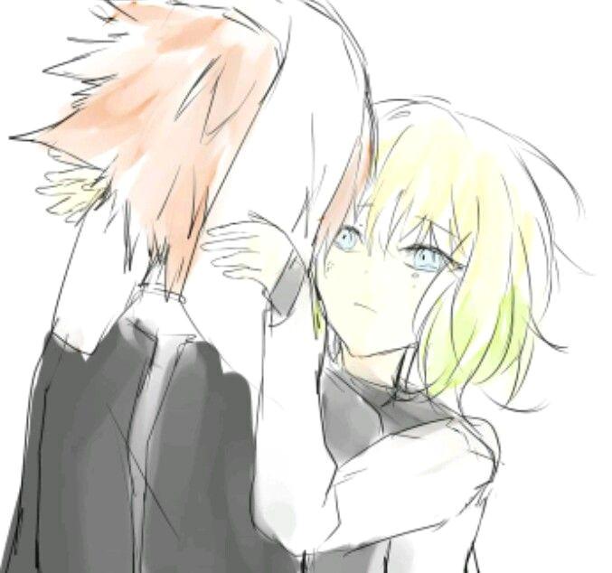 shimon x mayura so cute twin star exorcist anime life manga couple naruto