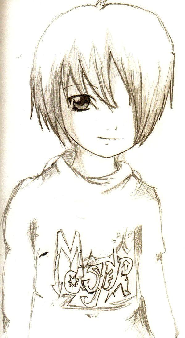 anime boy by woodsofdarkness deviantart com on deviantart