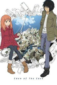 higashi no eden anime eden anime style i love anime all anime