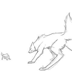 wolf fight animation by runeme deviantart com on deviantart wolves fighting anime