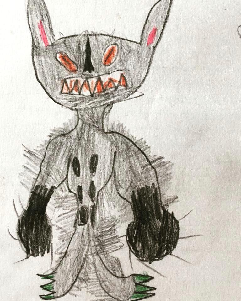 the big bad wolf by goran blake age 6