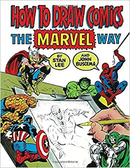 how to draw comics the marvel way stan lee john buscema 9780671530778 amazon com books