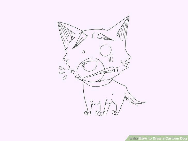 image titled draw a cartoon dog step 14