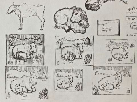 drawing composition exercises for kids google search