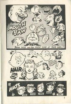 1930s cartoons drawing cartoons cartoon books drawing guide cartoon design character