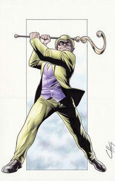 all about villains the riddler by clayton henry batman riddler superman
