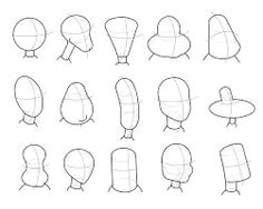 face proportions google search cartoon characters to draw easy to draw cartoons easy