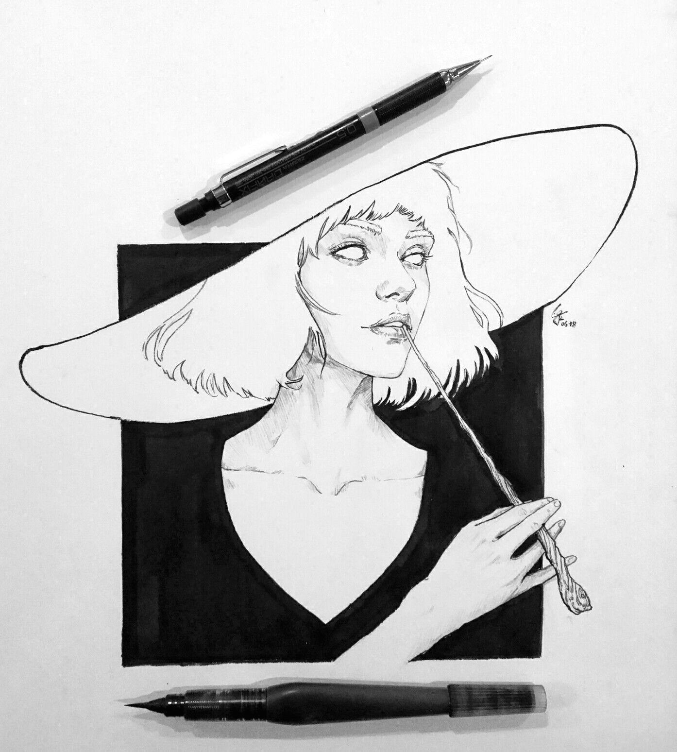 wizard 2018170 art design drawing sketch practice dailysketch