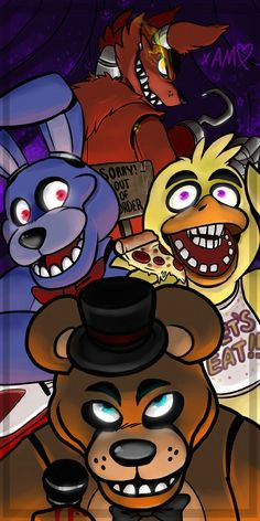read chapter 2 from the story five nights at freddy s the crew by captainzscourge captain scourge with 89 reads fnaf chica five