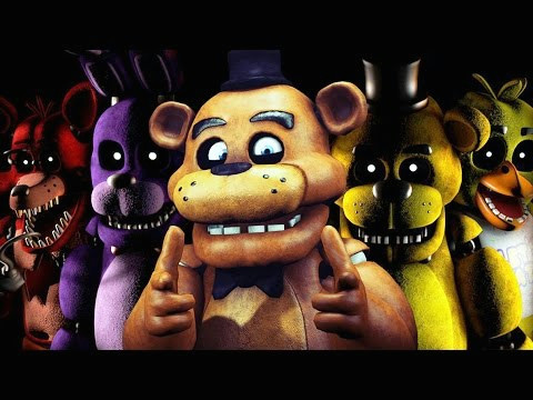 five nights at freddy s the movie