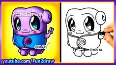 how to draw oh from home fun2draw