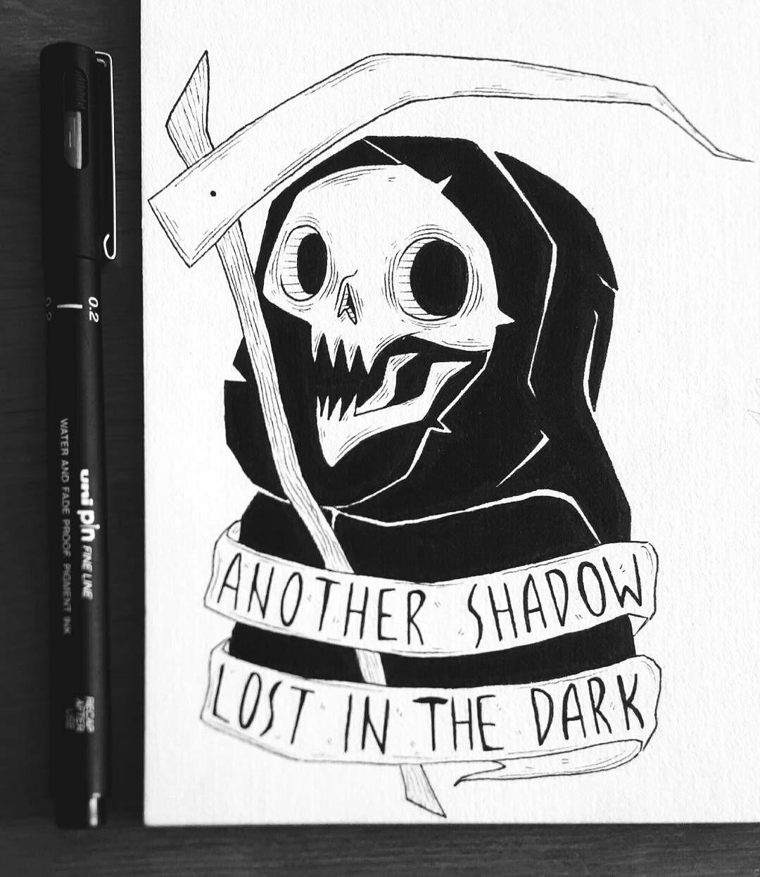 Drawing Cartoons 2 Horror Instagram Photo by Behemot Behemot Crta Stvari In 2019 Halloween