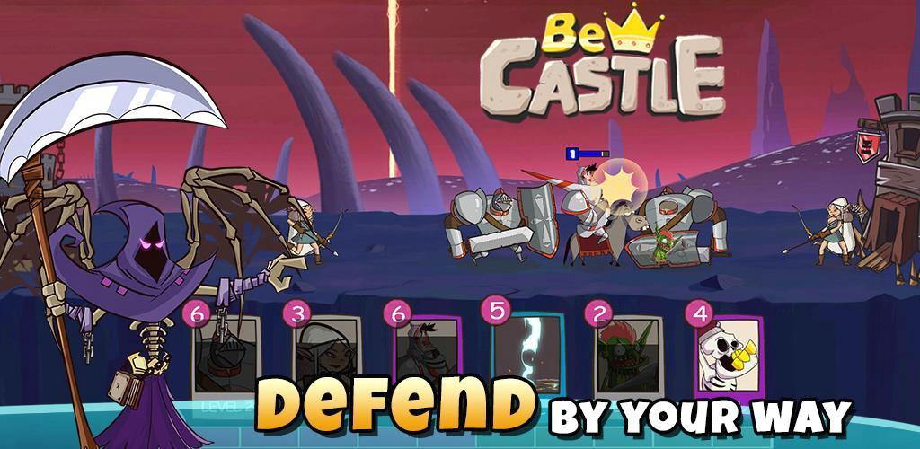 be castle defense v1 0 12 mod apk