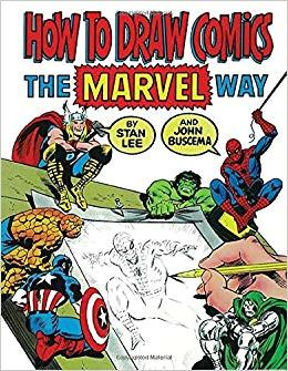 how to draw comics the marvel way stan lee john buscema 9780671530778 amazon com books