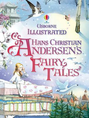 usborne illustrated hans christian andersen s fairy tales hardback 2011