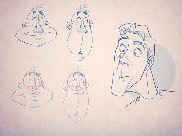 how to create movement and action cartoon body cartoon styles cartoon drawings art