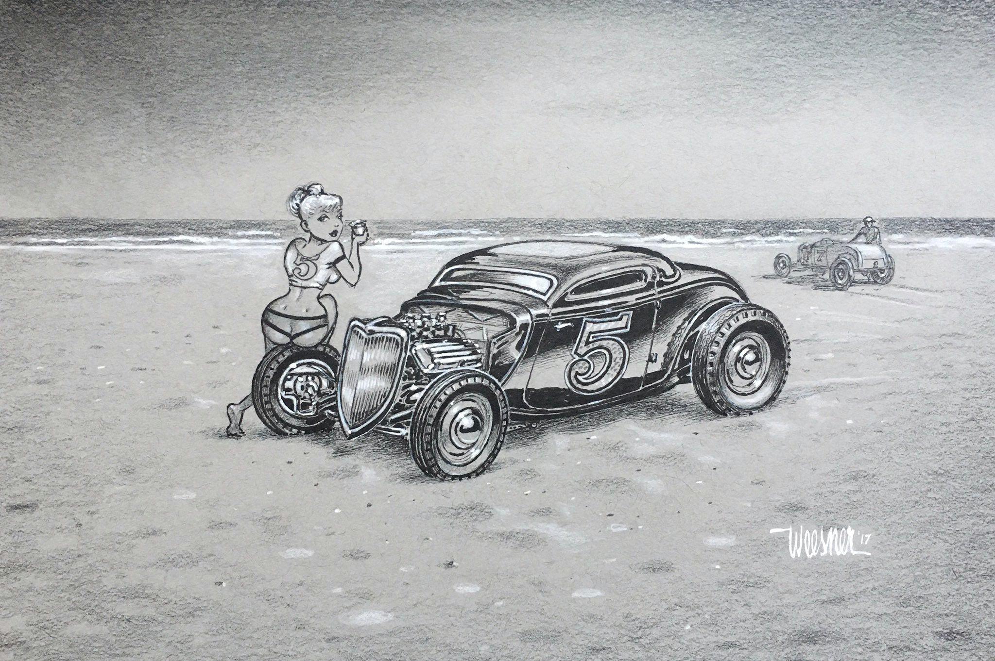 keith weesner keithweesner twitter car drawings cartoon drawings monster stickers