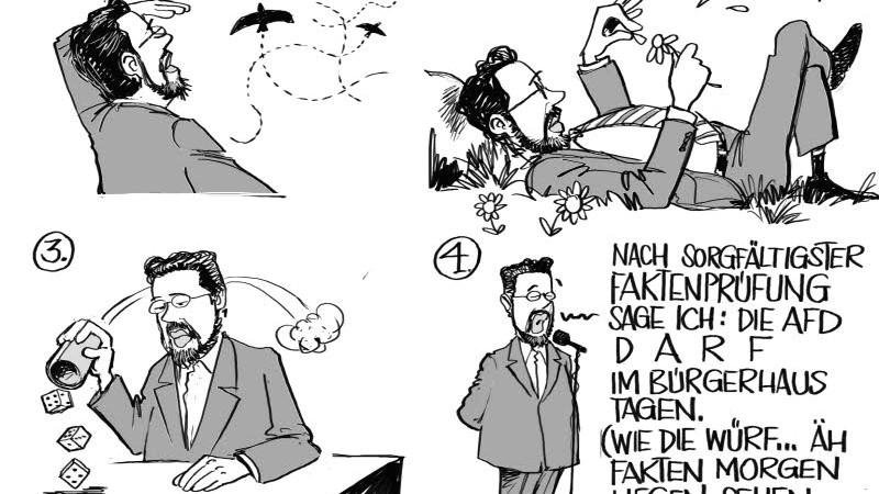karikatur wiedenroth