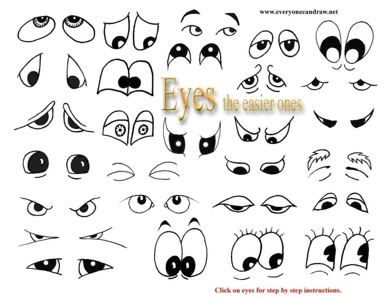 to draw girl cartoon eyes youtuberhyoutubecom mix and