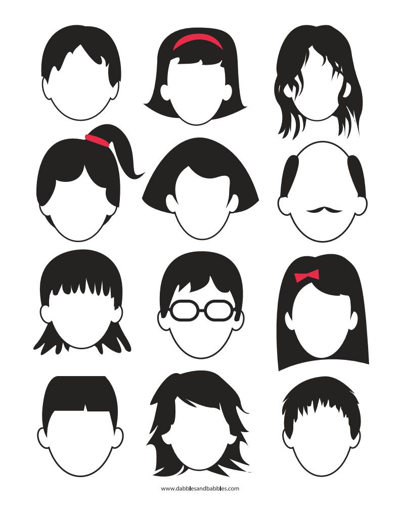 blank faces webad pdf