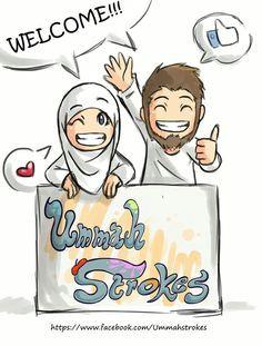 hijab muhajabbah muslimah anime manga cartoon islam veil islamic woman lady girl hijabbers muslim deviantart drawings drawing muslimah