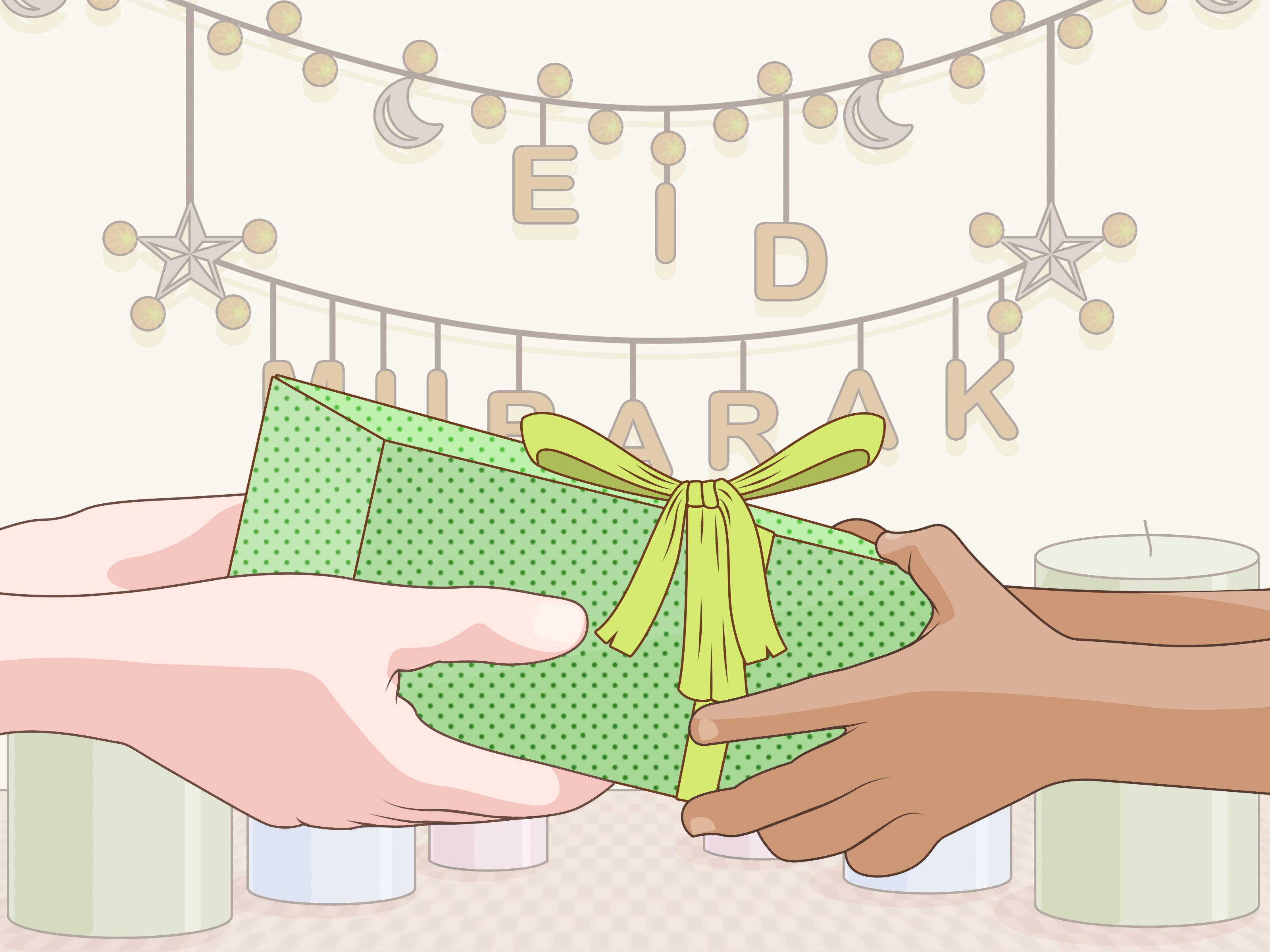 how to celebrate eid ul fitr