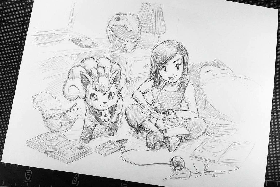 pokemon games otaku cosplay instagram posts anime drawings cartoon movies
