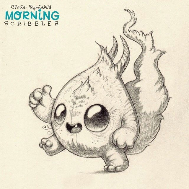 morningscribbles cartoon drawings cool drawings cartoon art pencil drawings