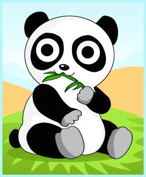 Drawing Cartoons Panda Anime Panda How to Draw A Panda O Anime Books Japan Panda