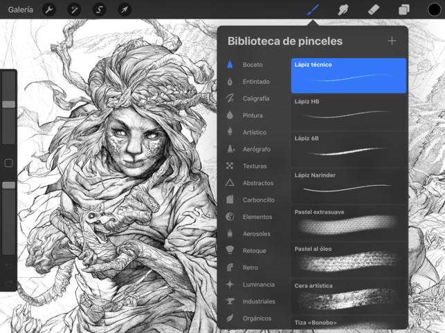 capturas de pantalla del ipad
