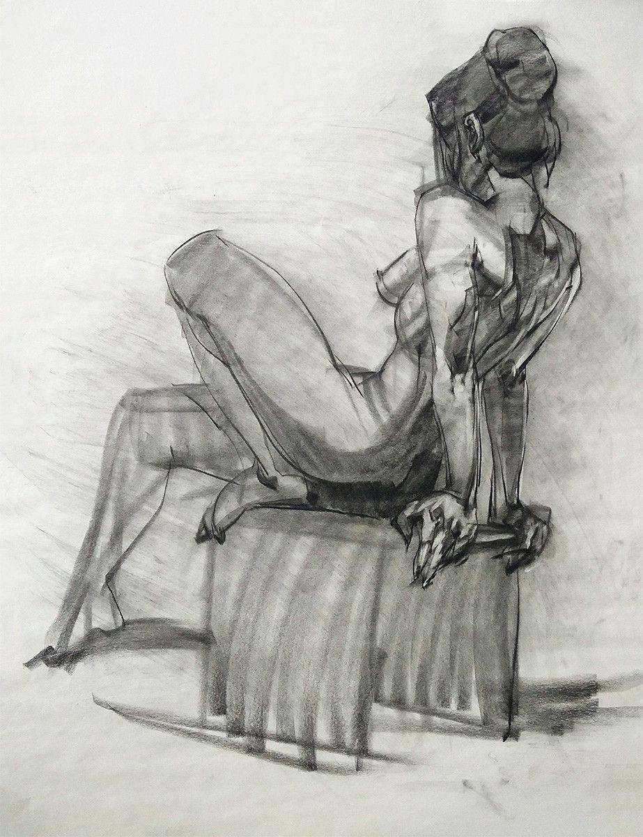 artstation recent life drawings ben lo